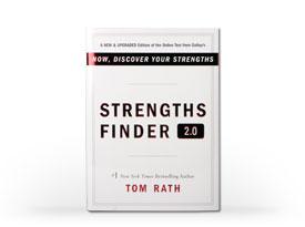 Strengthsfinder 2.0 cover