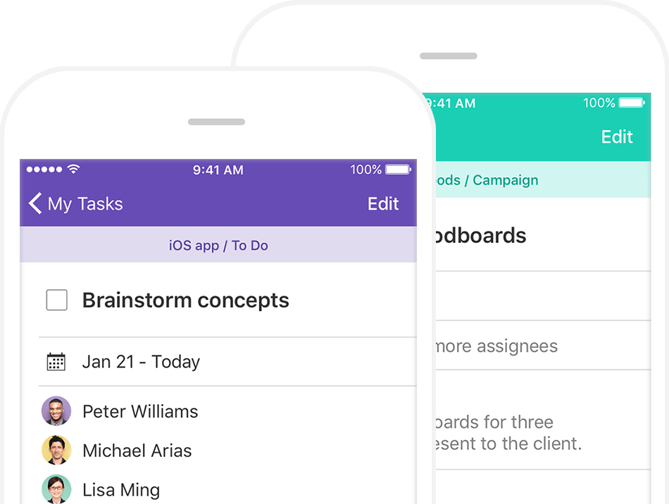 Project Management Mobile App, Desktop App, and More | Redbooth