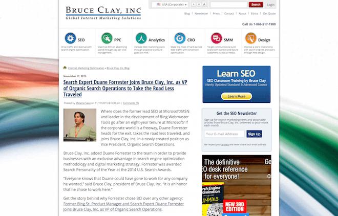 Marketing Agency Blogs
