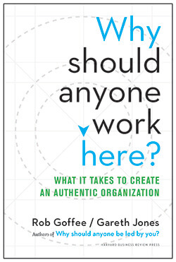 Create an Authentic Organization