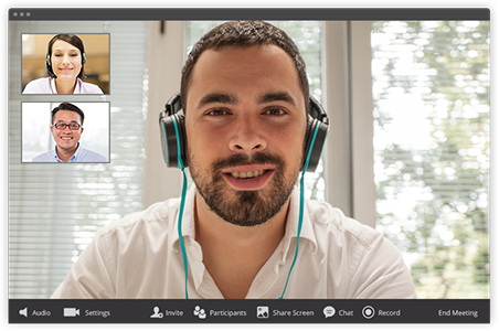 Video conferencing -  » Business Collaboration