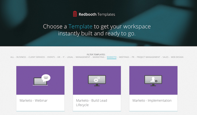 Maximize Your Marketo Experience With Redbooth