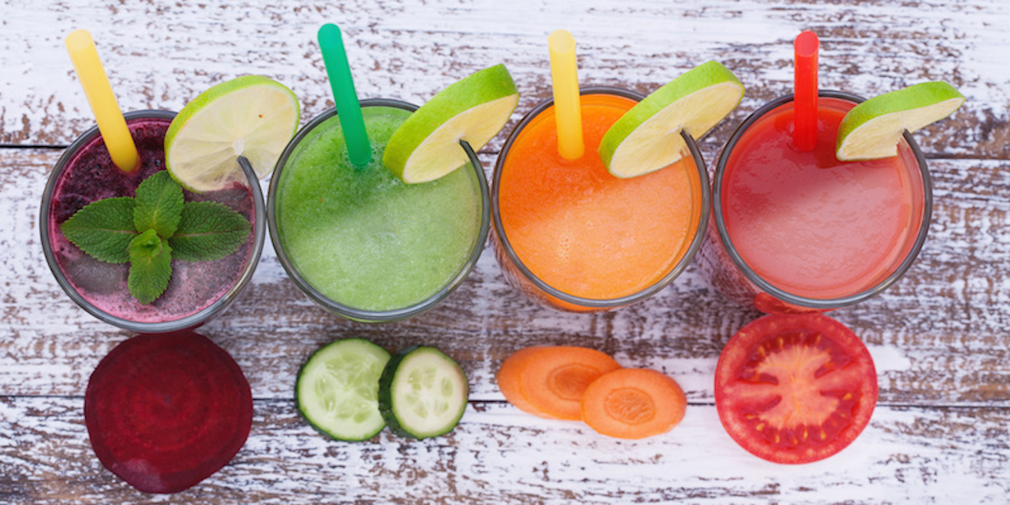 Drink Your Lunch: The Skinny on Juicing at the Office