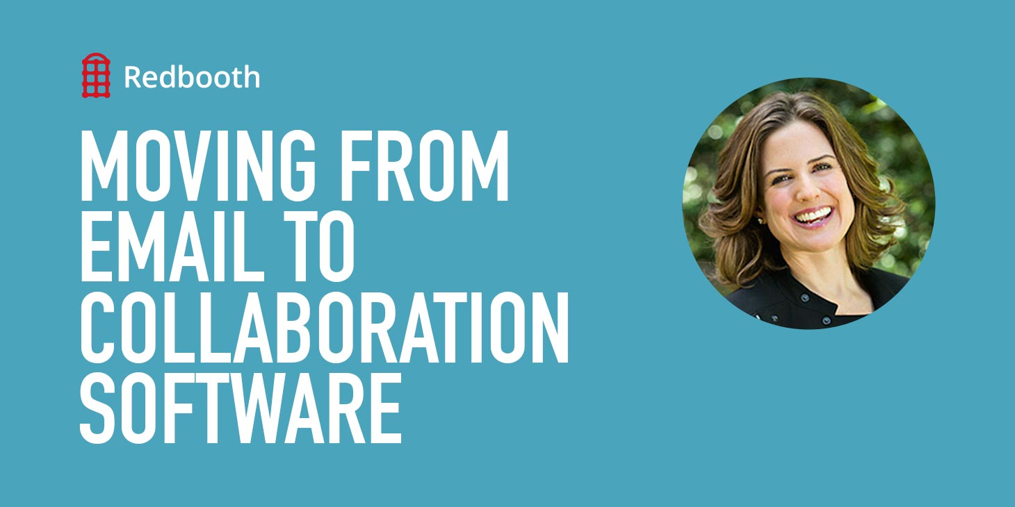 moving from email to collaboration software
