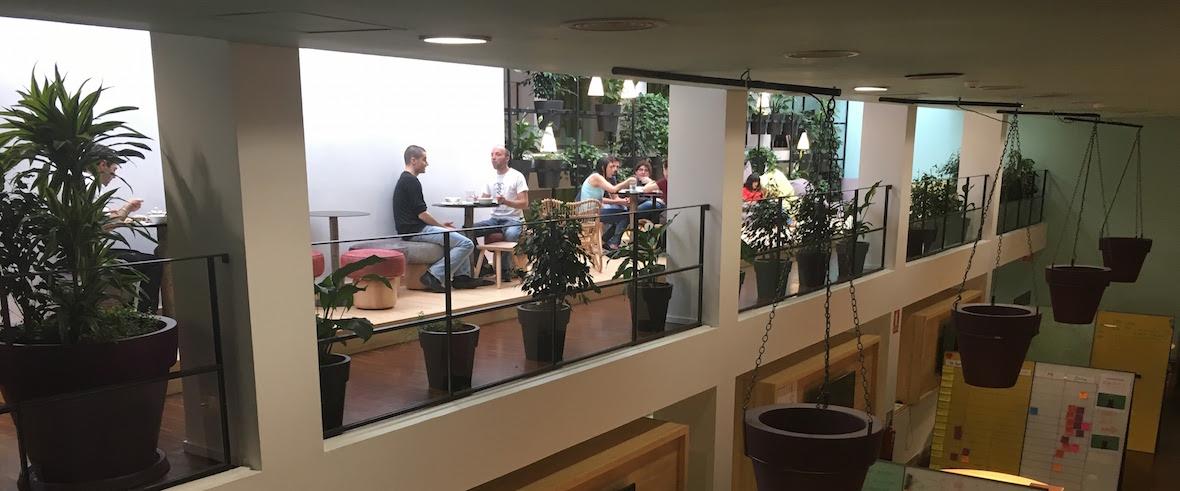 Startup-Kultur: 3 Dinge, die wir von Typeforms tollem neuen Büro lernen
