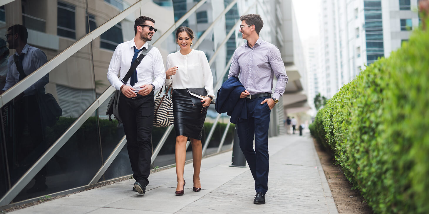 3 Scientific Links Between Walking And Workplace Productivity
