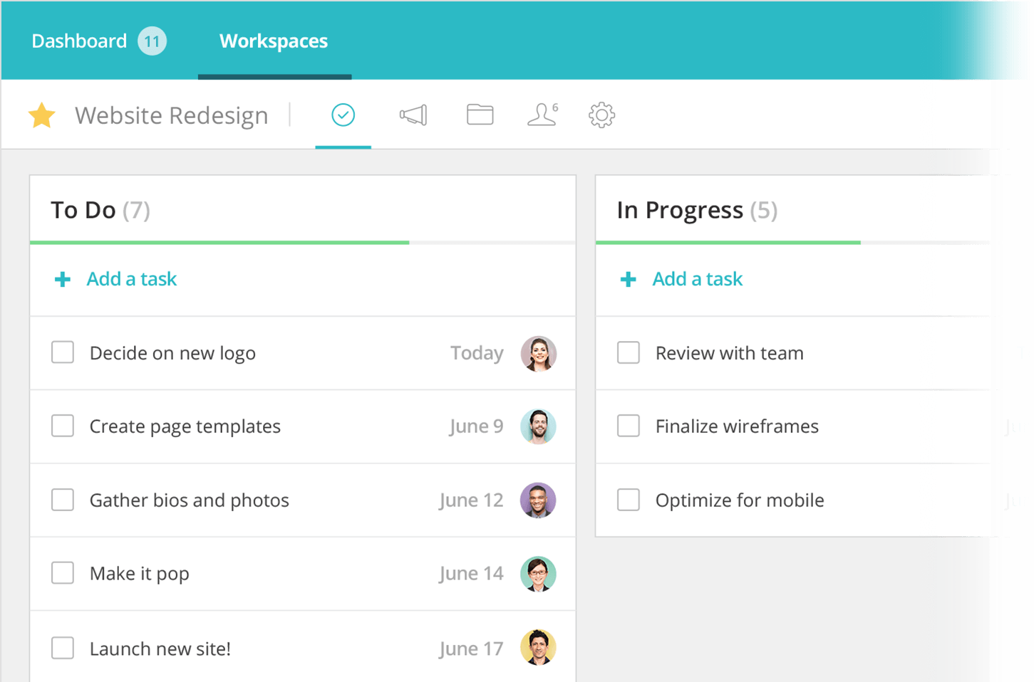 project task management software Taskque is an web-based task management software that enables you to manage your team's workload in a way that ensures easy project management and enhanced productivity.