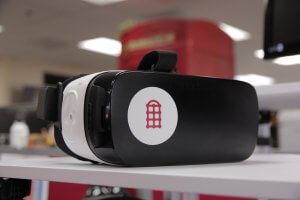 Redbooth VR Samsung Headset