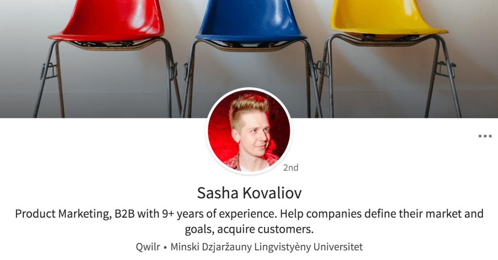 Sasha Kovaliov
