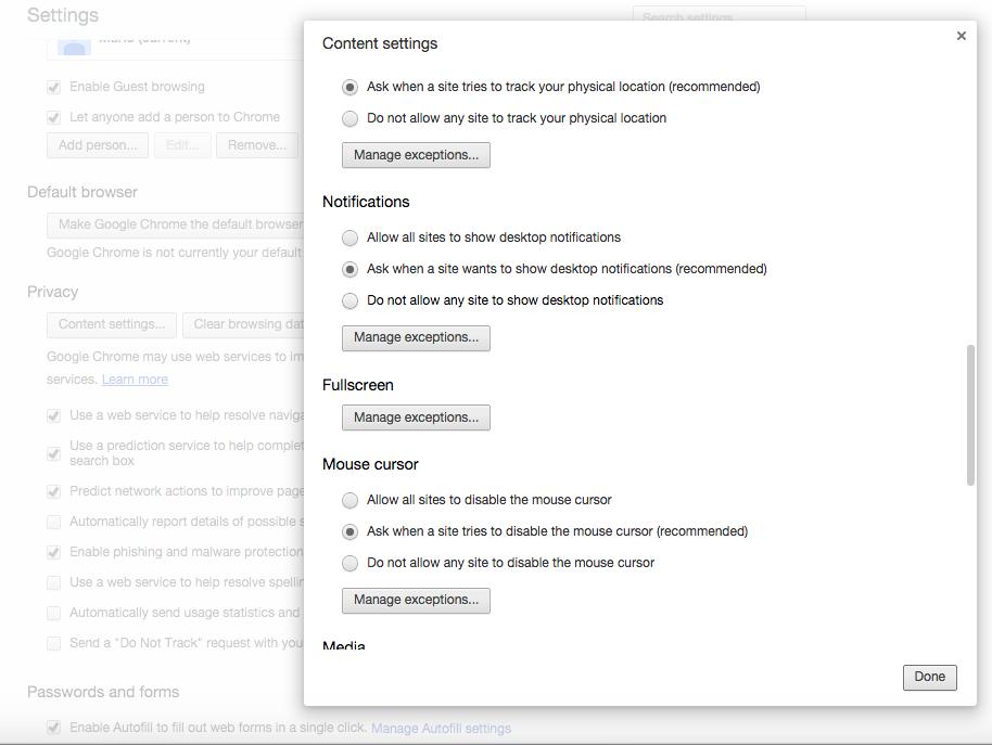 chrome desktop notifications