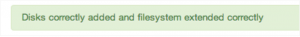 Disk-Added-Filesystem-Extended-Correctly