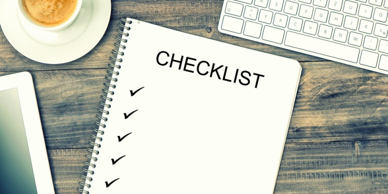 web development checklist 10 things you need to considerthe work