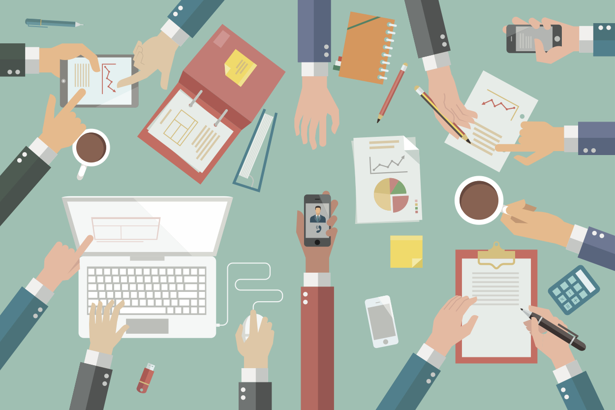 Project Management: 10 Ways Project Managers Stay OrganizedThe Work Smarter
