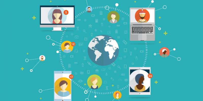 errores en las redes sociales que debes evitar