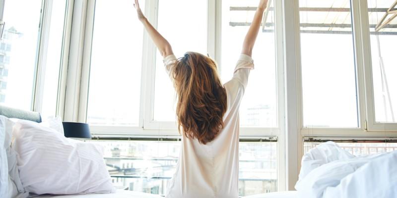 6 rutinas infalibles que te ayudarán a levantarte más temprano