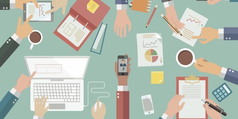 10 manières de rester organisé pour les chefs de projet