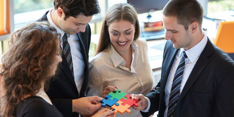 L'équipe et son esprit: activités de team building