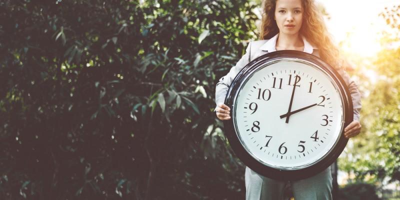 Productivité vs Temps : bien gérer votre temps de travail