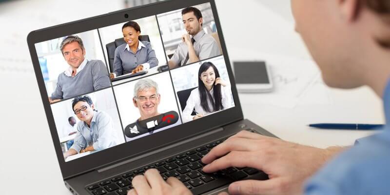 Reuniones virtuales: cómo sacarles el máximo partido