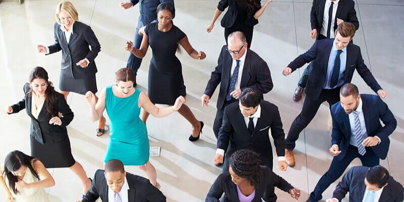 5 actividades de team building para fortalecer tu equipo de trabajo