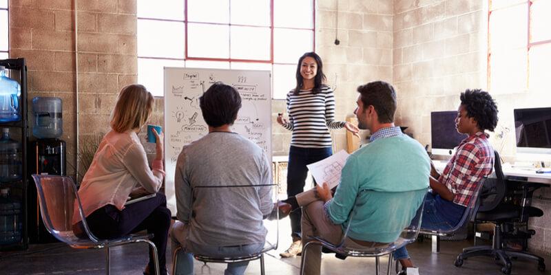 Cómo mejorar las sesiones de brainstorming