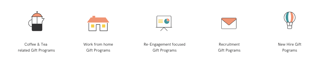 Customize Employee Gifting Program