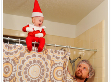 Dad Nails Elf on the Shelf in the Most Amazing Way Possible