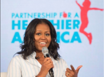Michelle Obama's Latest Tweets