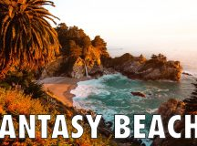 Video: California's Secret Fantasy Beach