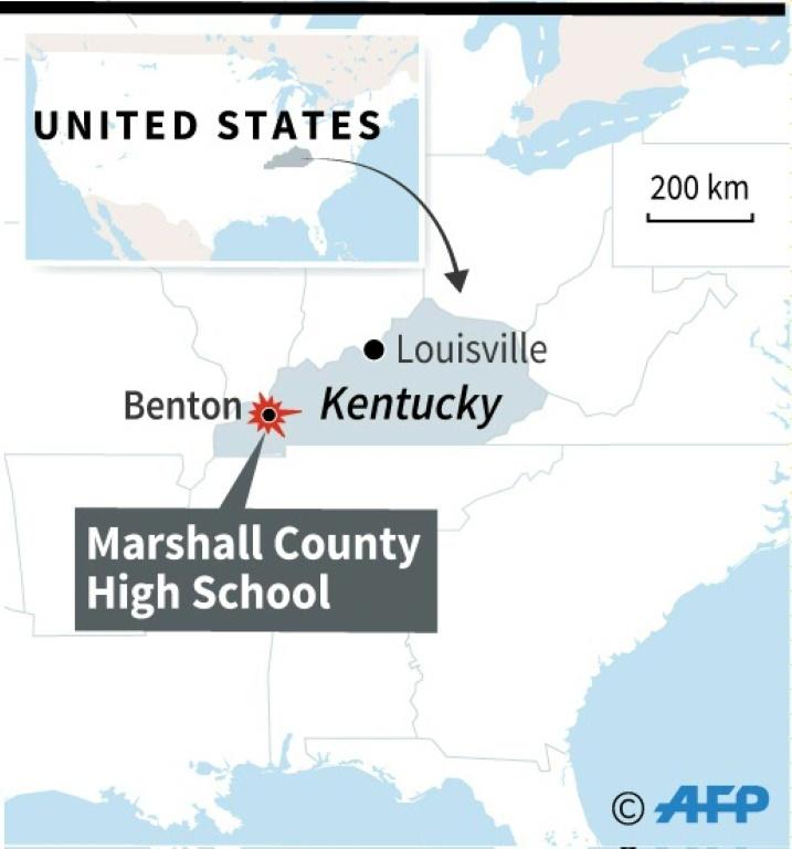 Kentucky School Shooting Leaves Two Students Dead