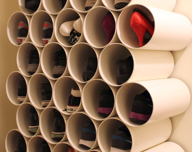 pvc pipe diy projects 5 things you can make bob vila. Black Bedroom Furniture Sets. Home Design Ideas