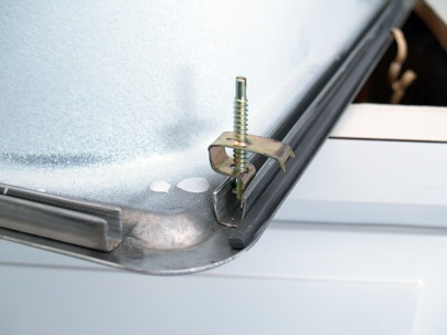 Kitchen Sink Faucet Fasteners