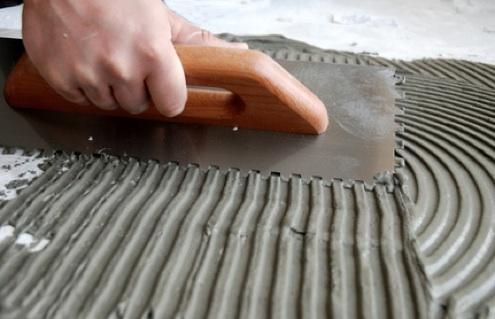 Lay Ceramic Tile Bob Vila