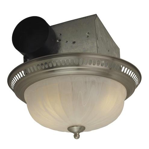 bathroom exhaust fan gfci kit flush mount small room. Black Bedroom Furniture Sets. Home Design Ideas