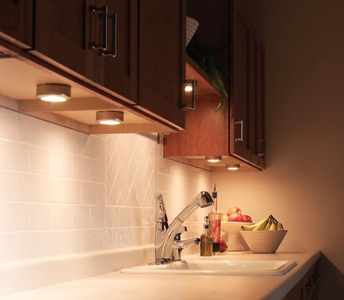 install kitchen cabinet lighting installing cabinet lighting bob vila 17883