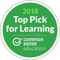 Common Sense Top Pick