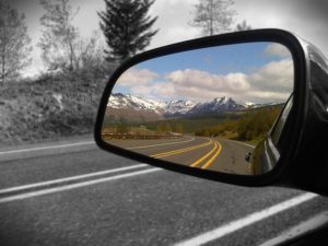 Reflecting back