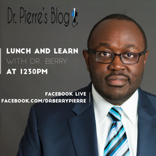 Getting your annual physical on the Lunch and Learn with Dr. Berry Episode 3