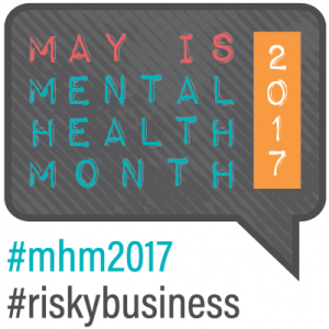 Mental Health Month, #mhm2017, mental health