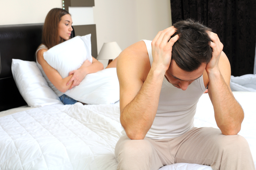 Why Erectile Dysfunction (ED) is more than not getting up for the job.