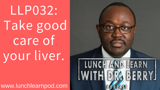 LLP032: Take good care of your liver