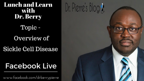 Bringing awareness to Sickle Cell Disease Ep. 51
