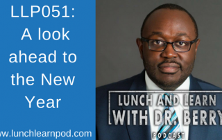 Lunch and Learn, dr berry pierre, drpierresblog