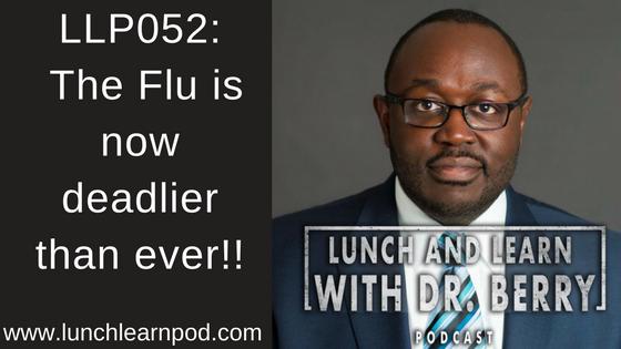 flu, drpierresblog,lunchlearnpod