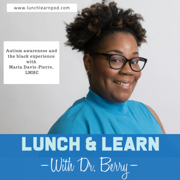 autism awareness, maria davis-pierre, lunch and learn