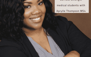 physician burnout, medical student burnout, medical student