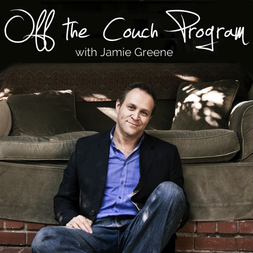 Off The Couch Program iTunes Artwork Jamie Greene Los Angeles Life Coach