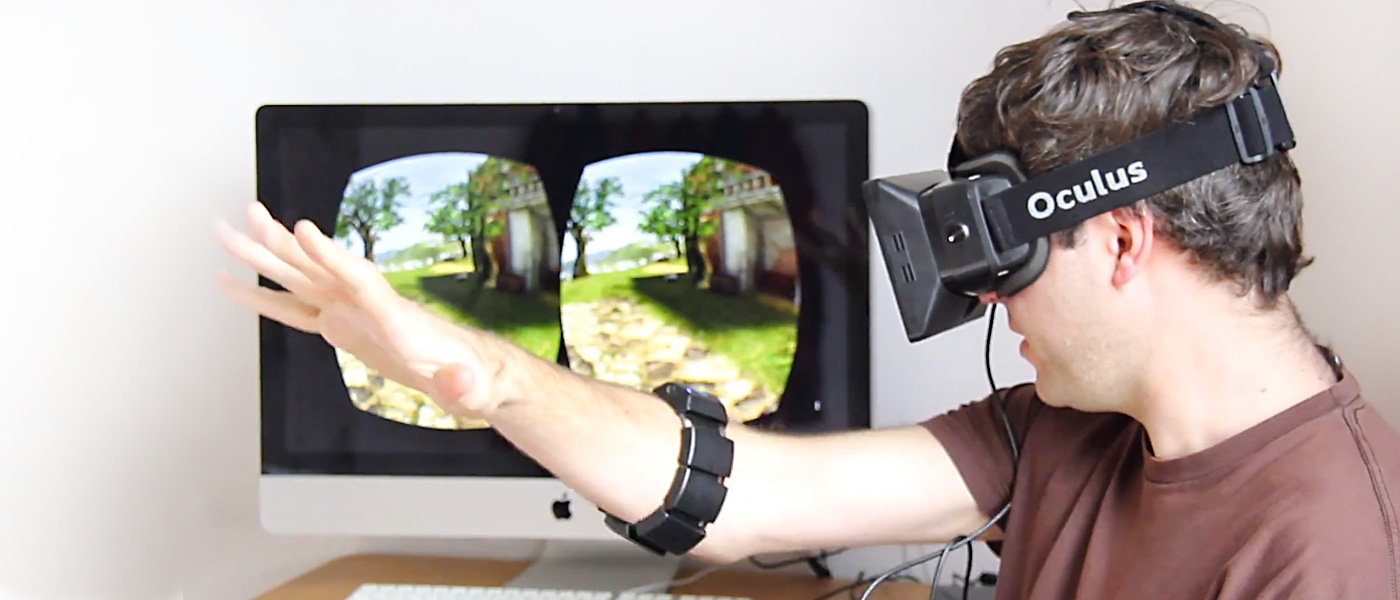 Guest Post: Using a Myo™ Armband to Interact in VR