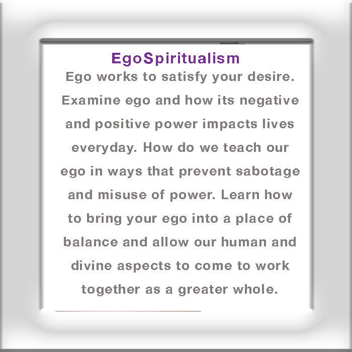 Ego Prevent Sabotage