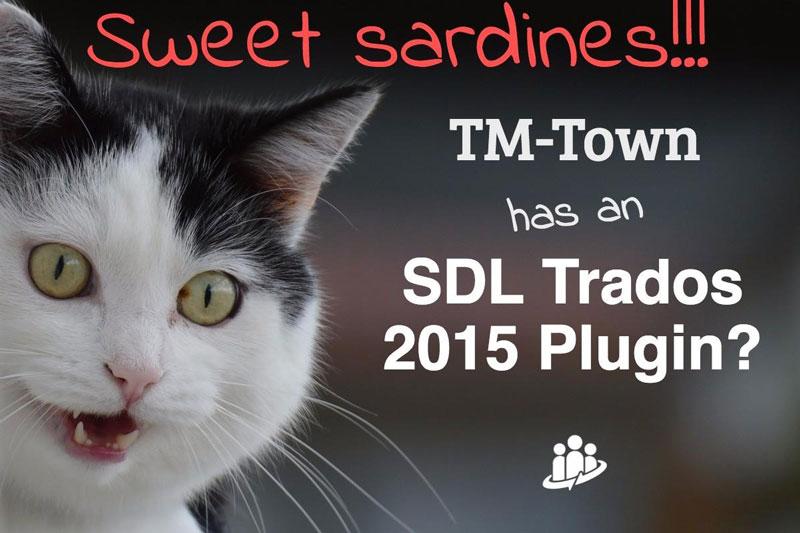 TM-Town SDL Trados Studio 2015 Plugin